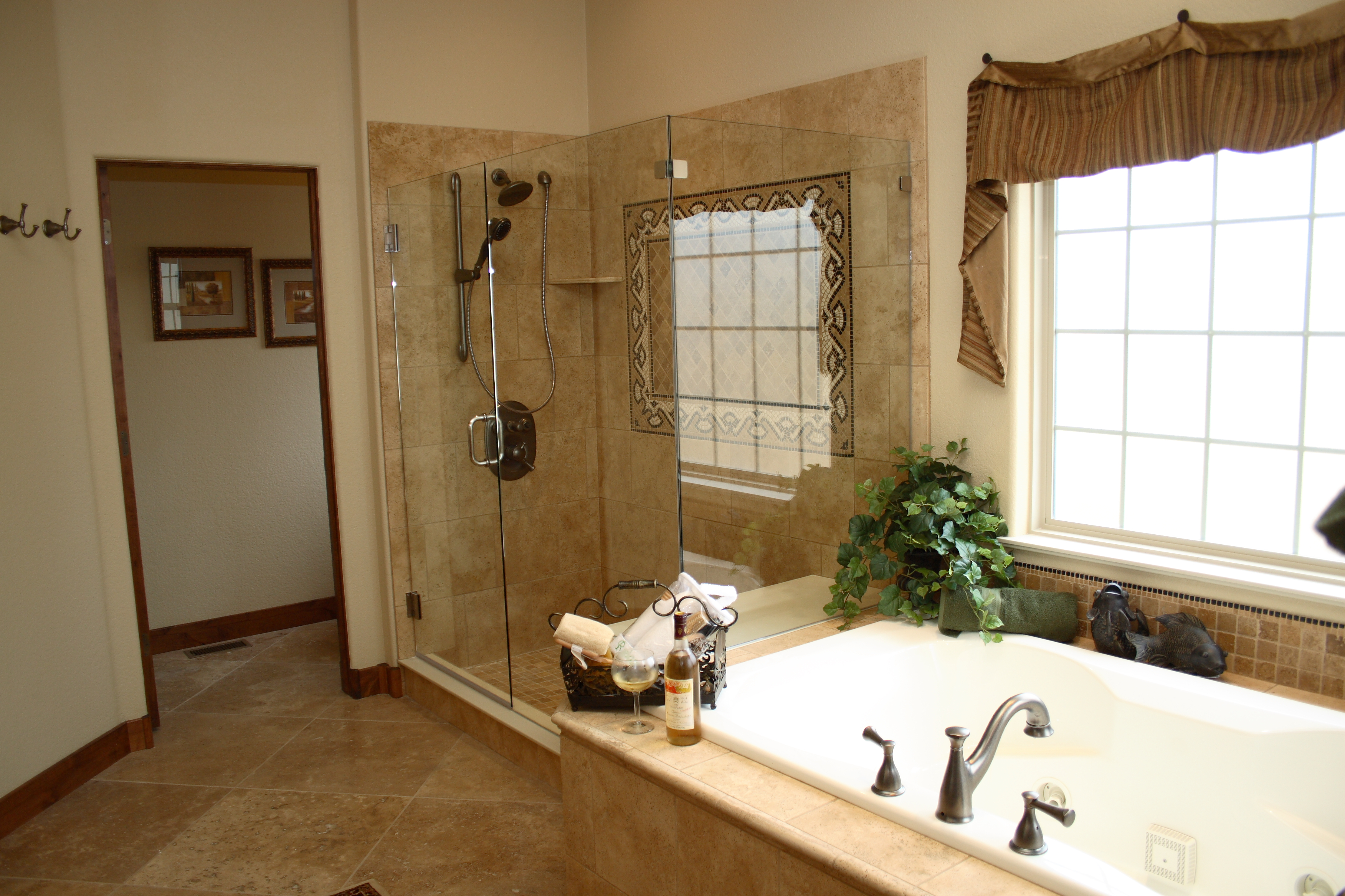 PROJECT: Custom Bathroom Remodel.